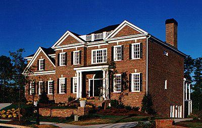 Homes Of Atlanta Residential Home Design Atlanta Home
